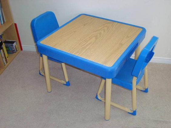 Fisher price fisher and table and chairs on pinterest - Tables and chairs price ...