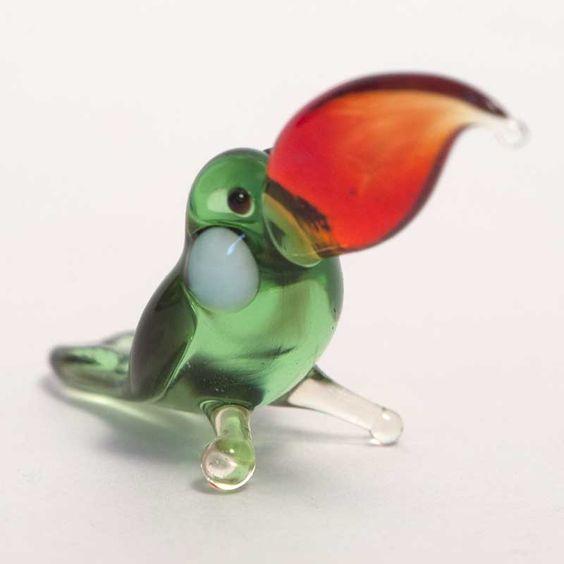 Little Toucan Figurine