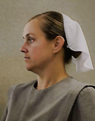 Mennonite Women Mennonite Woman People To Meet