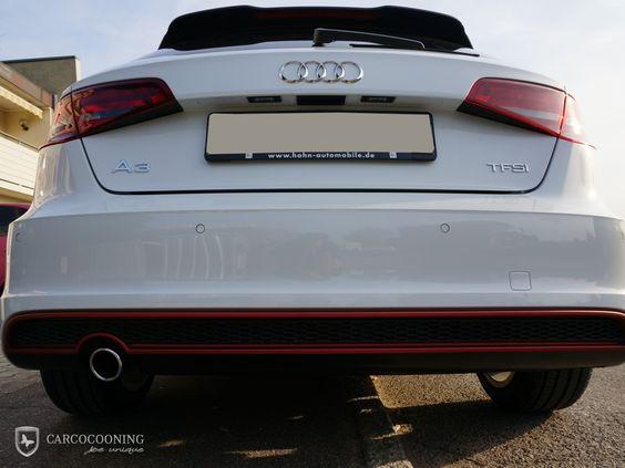 Folierung eines Audi A3