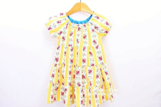 I think sew: Naomi Dress