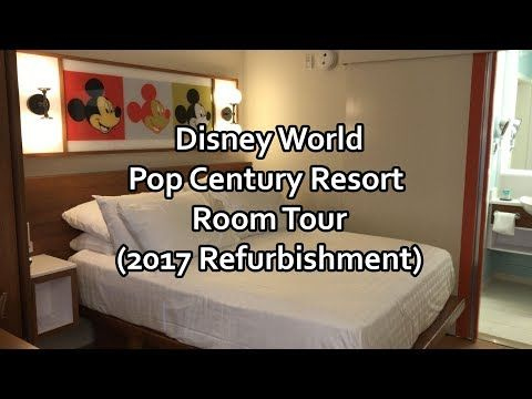 Exclusive Interactive Floor Plans With Details Rates And Images For Every Single Room At Disney S Pop Century Disney Pop Century Disneys Pop Century Resort