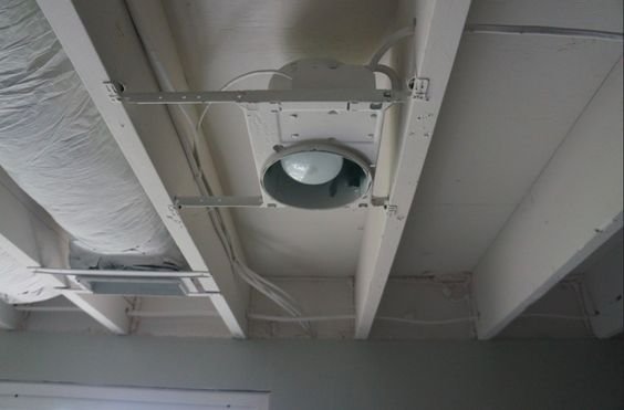 Good article on exposed basement ceilings!