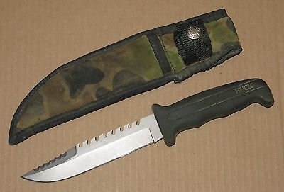 Ножи buck survival knife buckmaster нож бокер ак-74