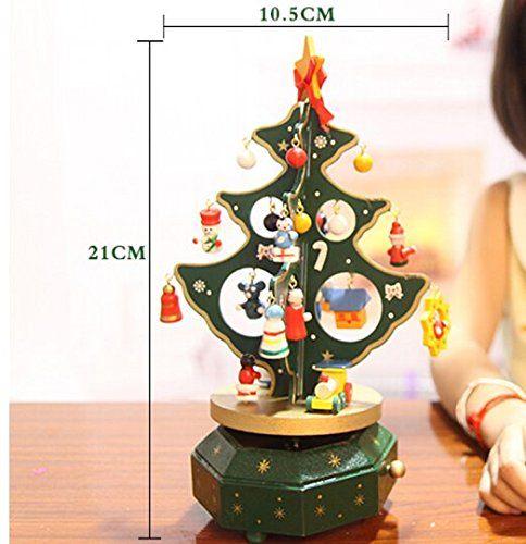 Christmas Tree Decoration Small Christmas Tree Christmas Counter Cash Register Christ Christmas Tree Music Box Small Christmas Trees Christmas Tree Decorations