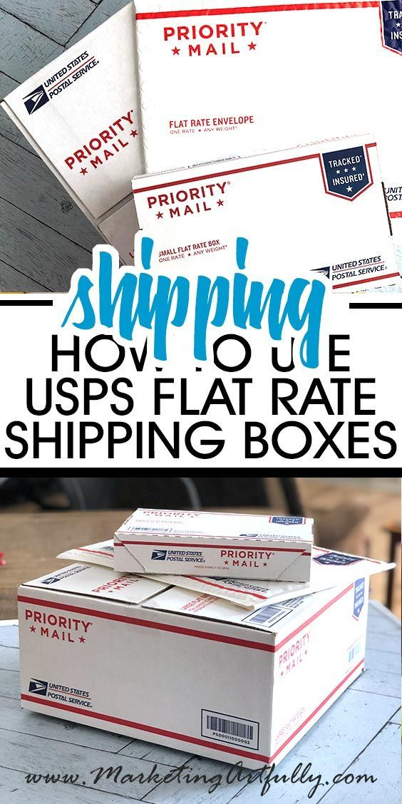 How To Use Usps Flat Rate Boxes For Ecommerce Shipping Ecommerce