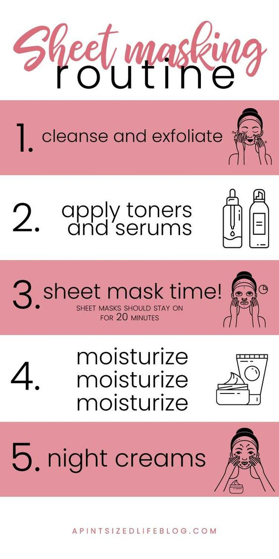 The Best Order For Your Day And Night Skincare Routine Night Skin Care Routine Morning Skin Care Routine Evening Skin Care Routine