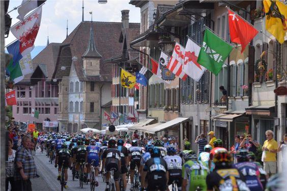 Tour de Suisse 2014 Stage 5