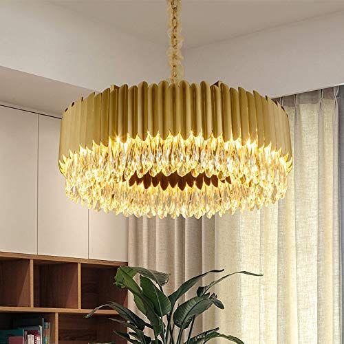 Check Chandelier Chandelier Modern Crystal Luxury Gold Chandelier Living Room Iron Art In 2020 Modern Crystal Chandelier Chandelier In Living Room Modern Chandelier