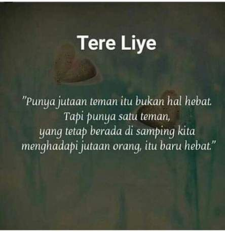 27 Ideas For Quotes Indonesia Cinta Tere Liye Quotes Dengan