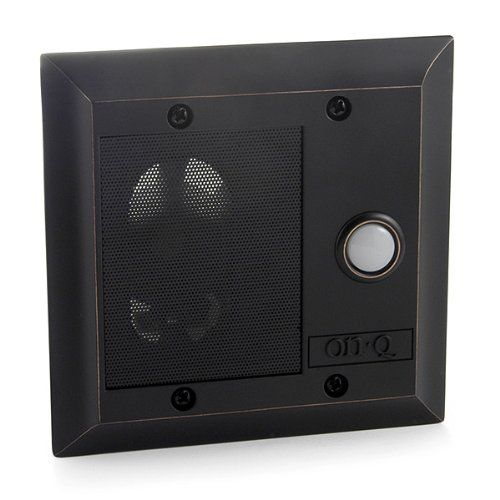 save 24 2 order now onq legrand f7596ob intercom door. Black Bedroom Furniture Sets. Home Design Ideas
