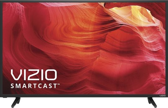 """SALE $479.99 - VIZIO SmartCast - 55"""" Class (54.6"""" Diag.) - LED - 1080p - Smart - HDTV with Chromecast Built-in @ BESTBUY:   SALE $479.99 - VIZIO SmartCast - 55"""" Class (54.6"""" Diag.) - LED - 1080p - Smart - HDTV with Chromecast Built-in  @ BESTBUY #TodayDeals #DailyDeals #DealoftheDay - With a stunning HD picture and superior performance of full array LED backlighting this VIZIO SmartCast E-Series HDTV provide optimum viewing capabilities. The built-in Chromecast and Wi-Fi connectivity let you…"""