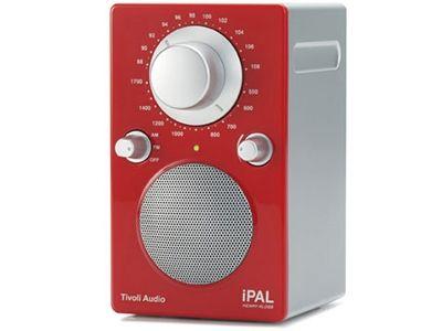 Акустическая система Tivoli iPAL High Gloss Red