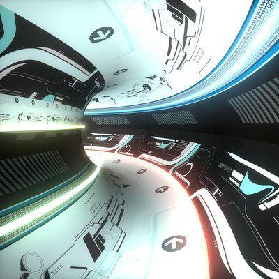 cyberpunk, circuitslave:    data flow by ~chipMONKgrafx  (the new laser line)