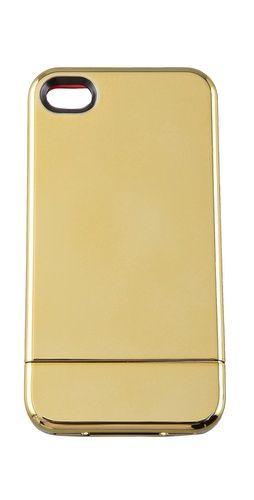 Pretty chrome iPhone 4s case  $35