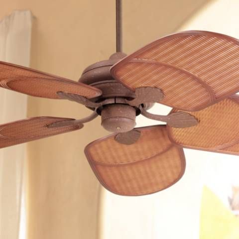 42 Casa Vieja Outdoor Tropical Ceiling Fan 11g35 Lamps Plus