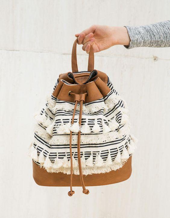 Taschen für Damen - Sommerschlussverkauf 16 | Bershka
