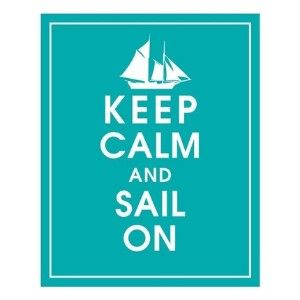 … sail on