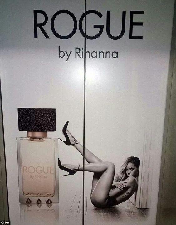 New perfume by Rihanna