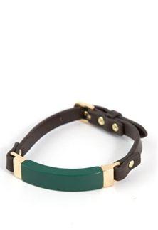 Steady Style Faux Leather Bracelet