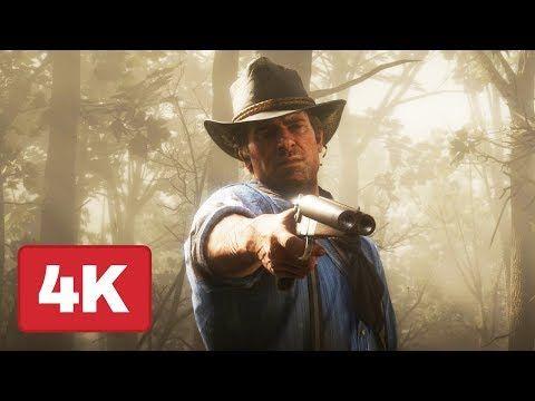 Red Dead Redemption 2 Gameplay Trailer 2 Red Dead Redemption Red Dead Redemption Ii Redemption