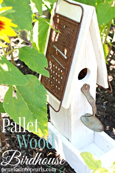 How To Make A Birdhouse From Scrap Wood Need To Make
