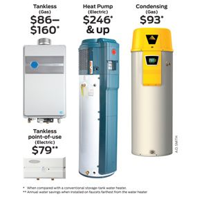 Choosing a New Water Heater - Family Handyman