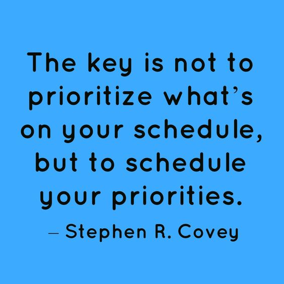 Brilliant. Love Stephen R. Covey!: