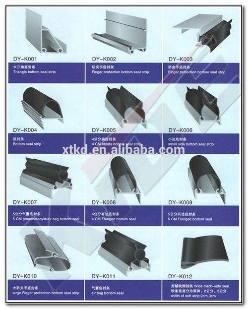 Garage Door Seal Types Check More At Https Loooleee Design