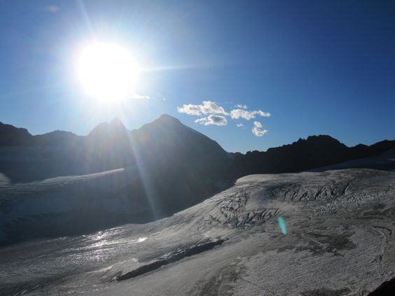 a Night @ Stubaier Gletscher