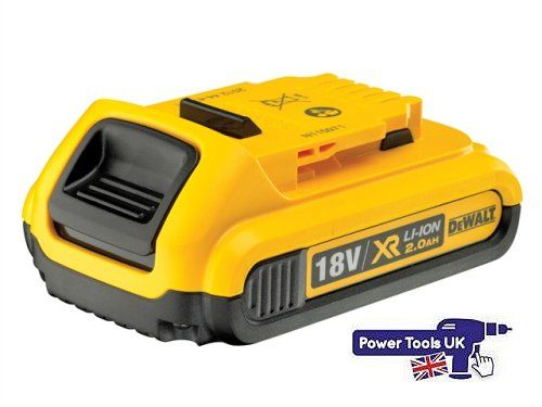DCB183 DeWALT Batteries supplied by Power Tools UK