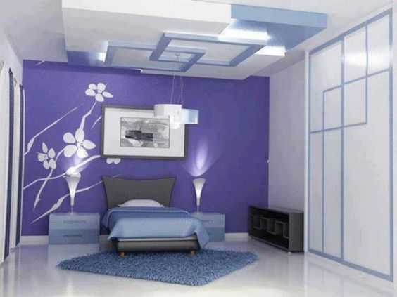 Plaster Of Paris Wall Designs: 12 Plaster Of Paris Ceiling Designs For Bedroom