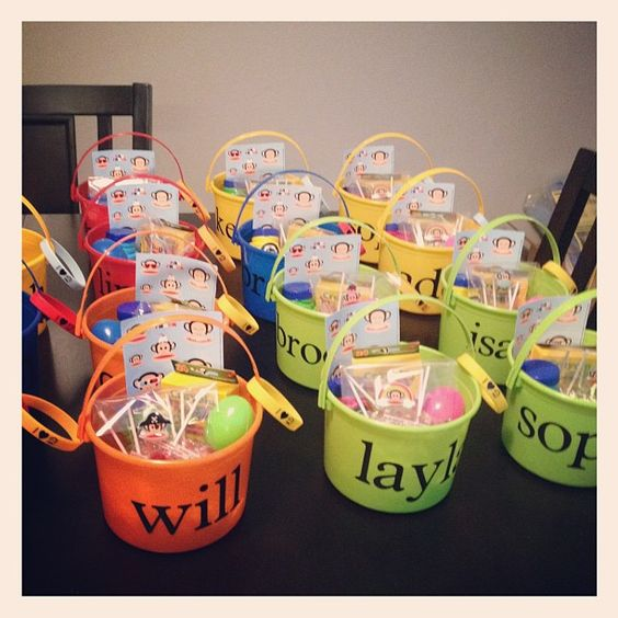 Fun Diy Party Favors Baby Gizmo Party Favors For Kids Birthday Diy Party Favors Toddler Party Favors