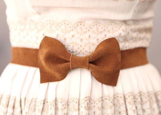 Bow belt <3