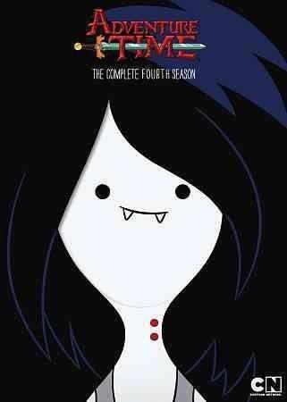 Cartoon Network-Adventure Time-Complete 4Th Season (Dvd/2 Disc/Ws)