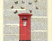 vintage british letter boxes - Google Search