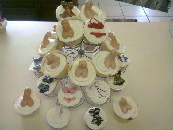 adult cakes for bachelorette parties