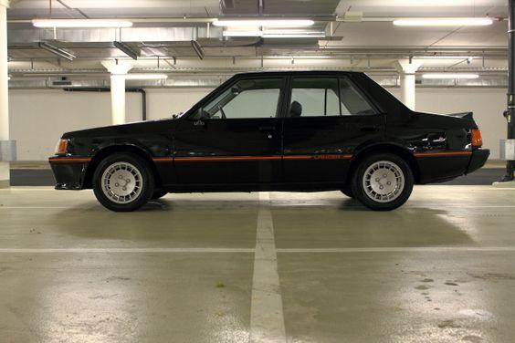 1984 Lancer Turbo 2000