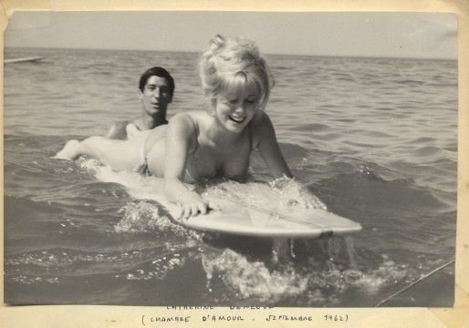 Deneuve september 1962