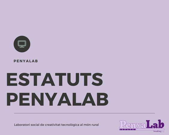 Estatuts PenyaLab