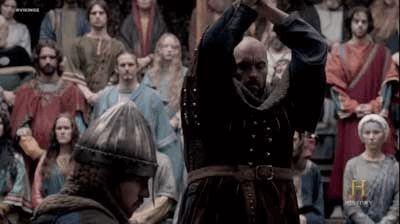 "Vikings ""Breaking Point"" Review: Bath Time for Ragnar - Vikings Community - TV.com @richardgauld180"