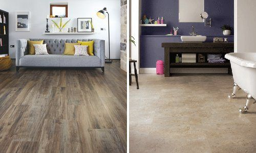 Loose lay vinyl plank flooring pros cons and reviews for Vinyl flooring for kitchens pros and cons