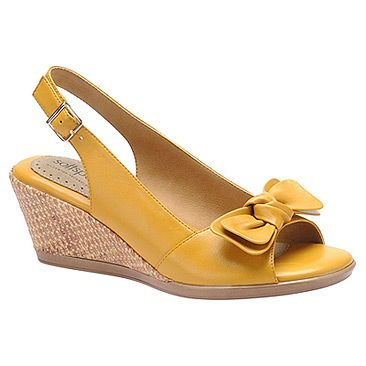 yellow shoes? $79.95