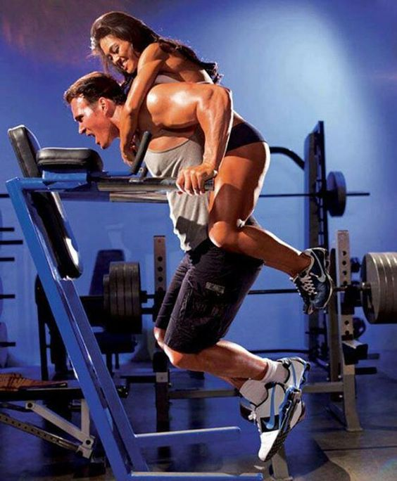 Image result for sexy couples working out