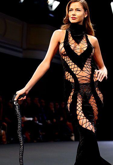 eymeric francois fashion show at paris fashion week 2008
