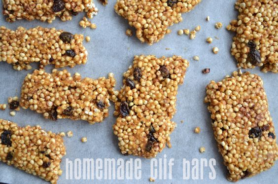 You searched for homemade clif bas - Fit Foodie Finds