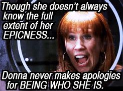 why i <3 Donna