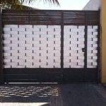 Portões residenciais - imagem 9