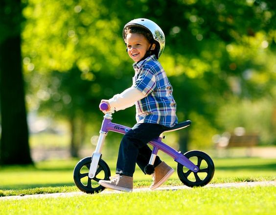 The newest balance bike we're loving: The G-Bike+ for kids 2 and up