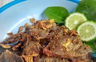 Resep Masakan Empal Empuk Asli Jawa Timur Resep Masakan Resep Makanan